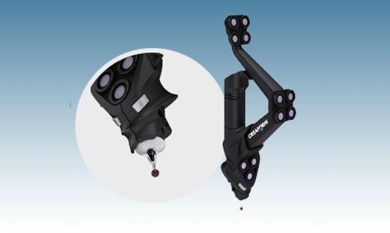 Taşınabilir 3D Koordinat Ölçme Makineleri