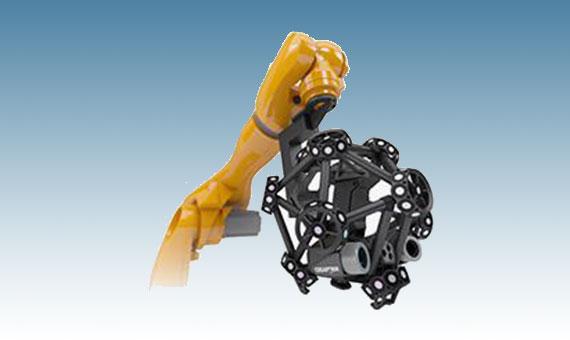 Robot Uyumlu Optik CMM 3D Tarayıcılar