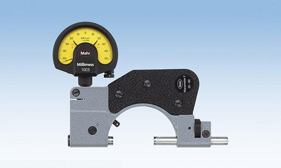 İç-dış ölçüm için özel ekipmanlar